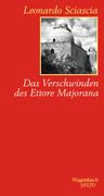 Das Verschwinden des Ettore Majorana