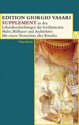 Supplement zu den Lebensbeschreibungen der berühmtesten Maler, Bildhauer und Architekten